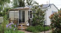 Terrain de Camping Montacher Villegardin Mobil Home Savanah