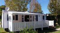 Terrain de Camping Le Verdon sur Mer Mobil Home - Domaine du Galant