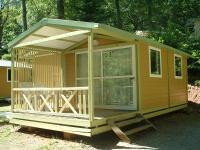 Terrain de Camping Alsace Location en Mobil home au Camping Les Sources