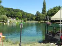 Terrain de Camping Saint Sixte Camping Les 2 Lacs