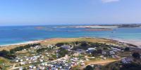 Terrain de Camping Bretagne Camping en Bord de Plage De L'Aber Benoit
