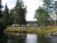 Terrain de Camping Sahorre Camping Du Pla De Barrès