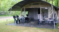 Terrain de Camping Saint Basile Camping La Garenne