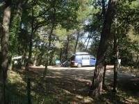 Terrain de Camping Mollégès Camping Intercommunal Les Royères Du Prieuré
