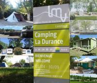 Camping Maussane les Alpilles Emplacement au Camping intercommunal la Durance