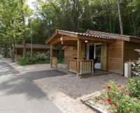 Terrain de Camping Lorraine Les Chalets Amneville
