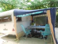 Terrain de Camping Midi Pyrénées Caravane en location