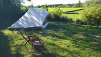 Terrain de Camping Auvergne Suberge