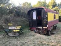 Terrain de Camping Aix en Provence La bohème en Provence
