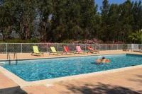 Terrain de Camping Corse Camping Paradella