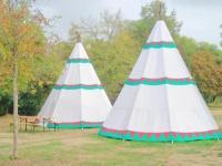 Terrain de Camping Lorraine Camping Les Iles