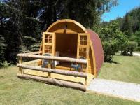 Terrain de Camping Coray La Pointe Camping