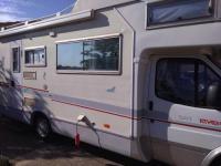 Terrain de Camping Montpellier Camping car