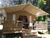 Terrain de Camping Cozes Camping Le Sorlut
