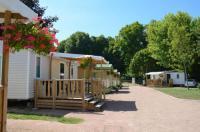Terrain de Camping Bourgogne Camping Des Halles