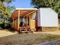 Terrain de Camping Portel des Corbières camping La Falaise Narbonne-plage