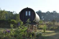 Terrain de Camping Auvergne Roulotte Irlandaise