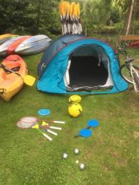 Terrain de Camping Haute Normandie Camping du petit pont**