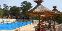 Terrain de Camping Toulon Les Bois de Mont-Redon
