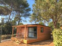 Terrain de Camping Toulon Huttopia Forêt de Janas