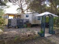 Camping Aubagne Mobil-home dans Location en Mobil home au Camping les grands pins 3*