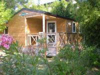 Terrain de Camping Hyères Eco-Lodge Lou Pantaï