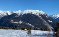 Terrain de Camping Rhône Alpes CHALET REFUGE A LA BADE