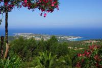 Terrain de Camping Corse Le Panoramic - 10 min de Calvi