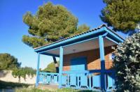 Terrain de Camping Martigues Martigues, les Chalets de la Mer ****