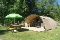 Terrain de Camping Bourgogne Camping Les Arbois