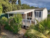 Terrain de Camping Languedoc Roussillon Mobile 4-6 Personnes camping la Donadive