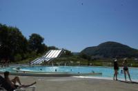 Terrain de Camping Franche Comté Sites et Paysages Domaine la Roche d'Ully