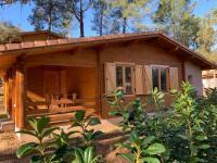 Terrain de Camping Corse Chalets 3 chambres - Porticcio