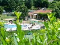 Terrain de Camping Clermont Ferrand Huttopia Royat