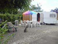 Terrain de Camping Pays de la Loire Caravane