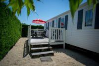 Camping Saint Hilaire de Riez Location en Mobil home au Camping Domaine Villa Campista
