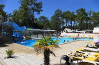 Camping Saint Hilaire de Riez Location en Mobil home au Camping Les Samaras