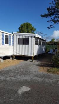 Terrain de Camping Sallertaine Le Bois Dormant
