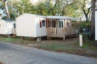 Camping Soullans Mobile Home Location en Mobil home au Camping le Bois Masson