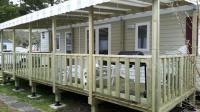 Camping L'Épine Mobile home Haut de gamme dans le Location en Mobil home au Camping  du Bois Masson