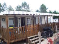 Terrain de Camping Aquitaine GHVacances Contis Plage