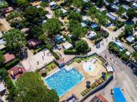 Terrain de Camping Toulon Campasun Parc Mogador