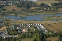 Terrain de Camping Cozes Camping du Lac de Saujon
