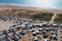 Terrain de Camping Hourtin CAMPING LE SOLEIL D'OR