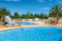 Terrain de Camping Montpellier CAMPING L'EUROPE 4