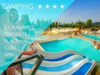 Terrain de Camping Montpellier L europe