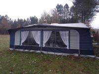Terrain de Camping Noaillan caravane 6 places