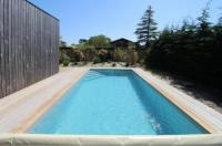 Châlet Lacanau Chalet 4 personnes avec piscine privative