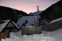 gite Luz Saint Sauveur Chalet Luxe a la montagne