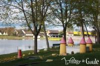 Châlet Centre Village de Goule